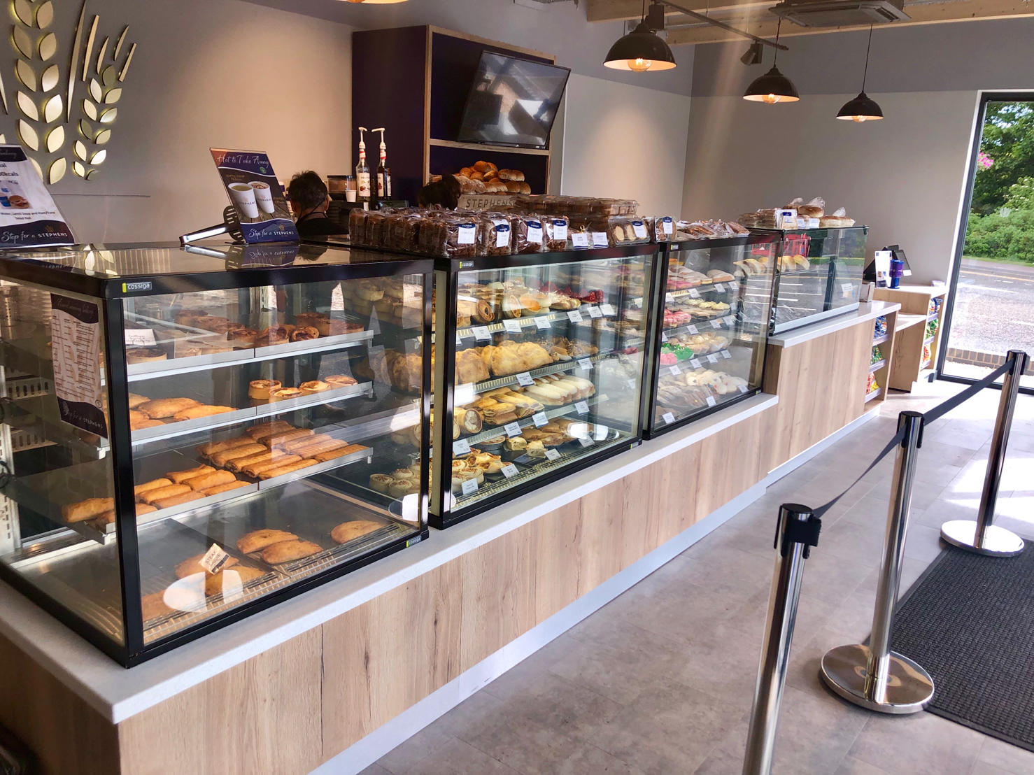 Stephens Bakery – Kirkcaldy