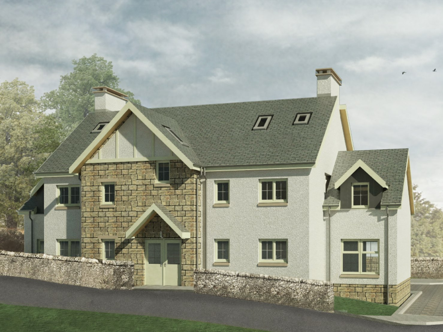 Bonnethill Apartments – Pitlochry