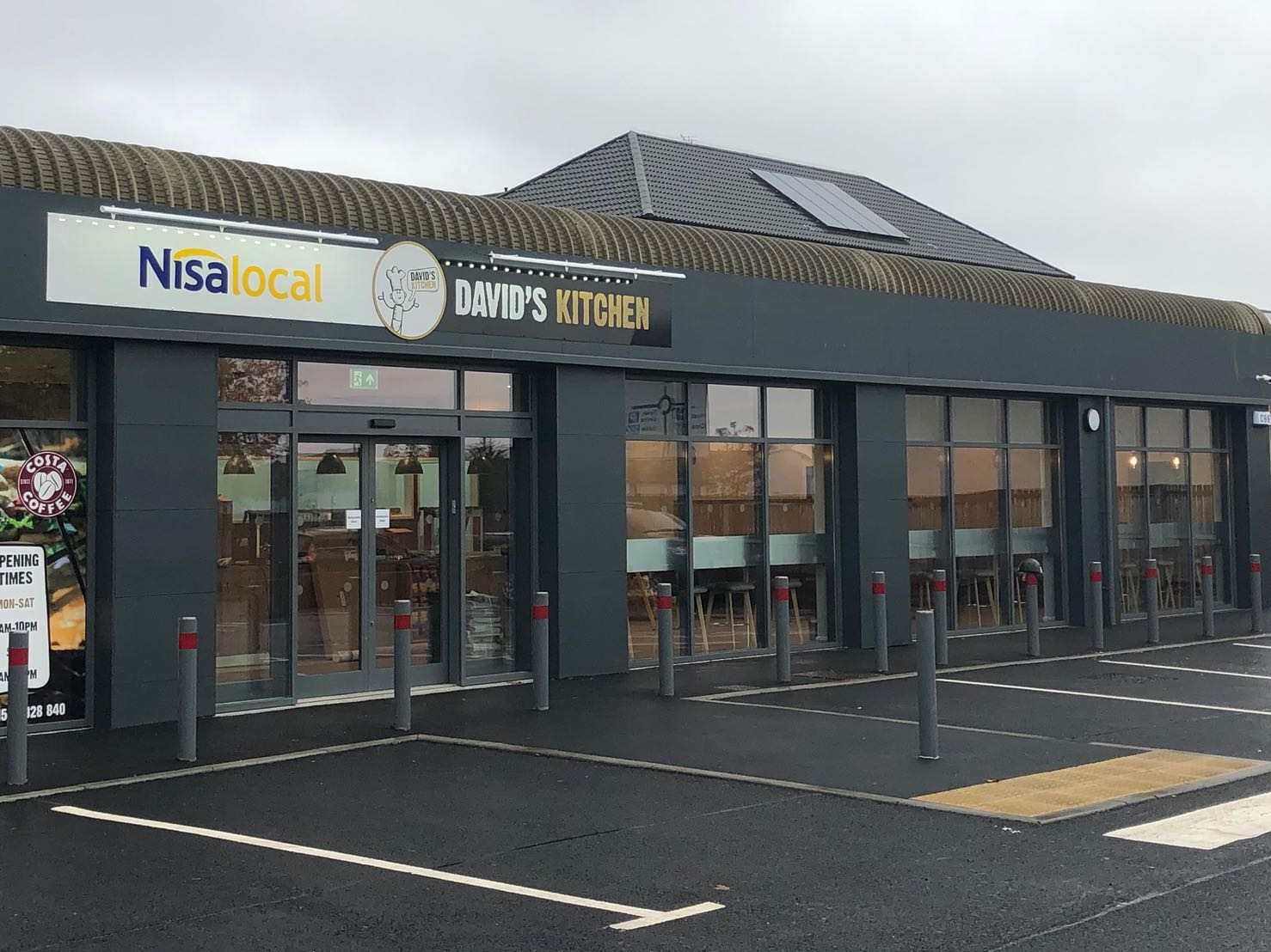 David's Kitchen – Kirkcaldy